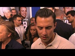 Grown Ups 2: Milo Ventimiglia New York Special Screening Interview -- -- http://wtch.it/X02xL