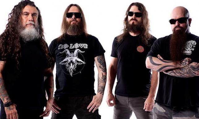 #Dziennik: #Slayer oraz Five Finger Death Punch to pierwsze zagraniczne gwiazdy #JarocinFestiwal2016.