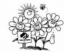 58 best images about girl scouts daisy on pinterest sale for Daisy girl scout promise coloring pages
