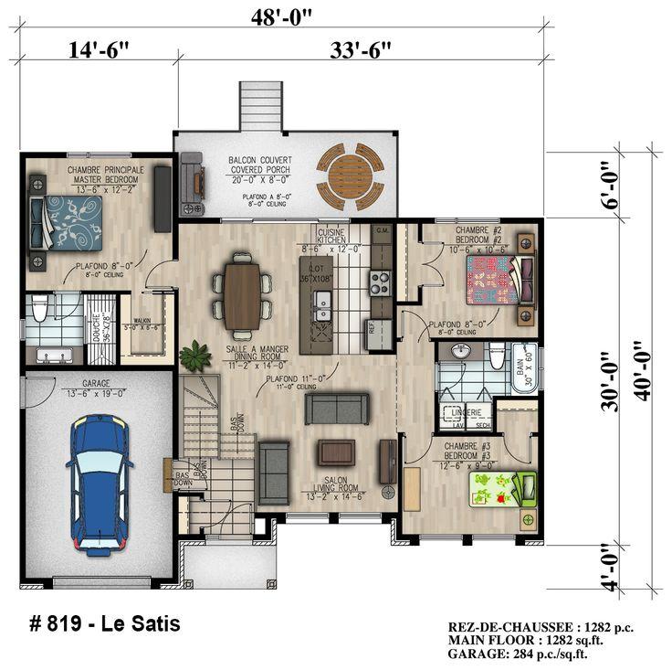 Get Free High Quality Hd Wallpapers Plan Maison Plain Pied Pour Handicap