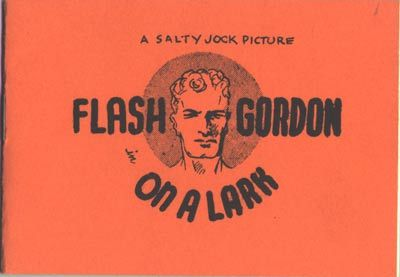 Flash Gordon On A Lark Tijuana Bible