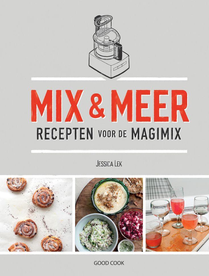Ontdek de veelzijdigheid van de Magimix keukenmachine en bereid hiermee lekkere en mooie gerechten. De verfijnde en toegankelijke receptuur, waarin het draait om het combineren van de juiste smaken en werken met verse ingrediënten, is zeer gevarieerd: amuses, voorgerechten, hoofd- en bijgerechten, desserts en kazen, dranken en natuurlijk basisrecepten voor het maken van de perfecte sauzen en dressings. Auteur: Jessica Lek | 208 pagina's | ISBN: 9789461430953 | Good Cook