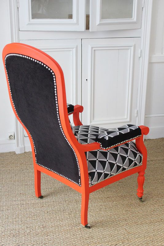 17 best images about fauteuil voltaire on pinterest chairs bretagne and - Fauteuil voltaire design ...