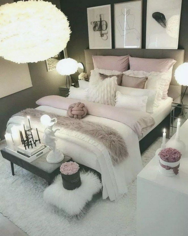 75 Romatic And Elegant Bedroom Decorating Ideas 51 With Images