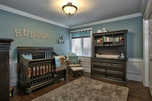 Hudson's room