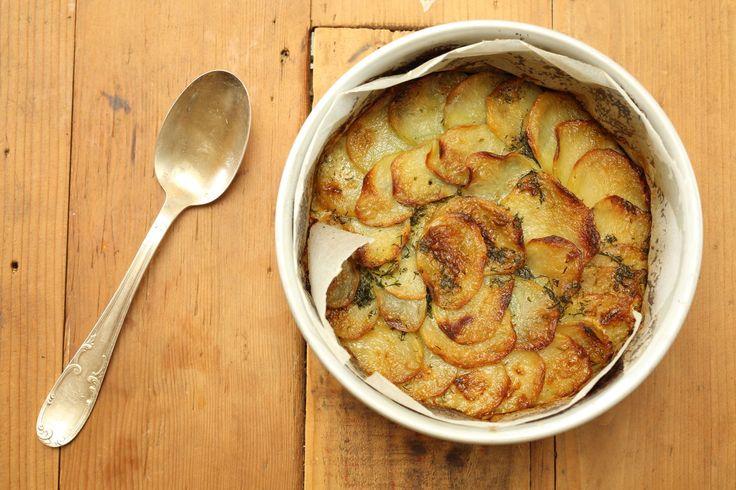 Potato & Fennel Bake - Maggie Beer