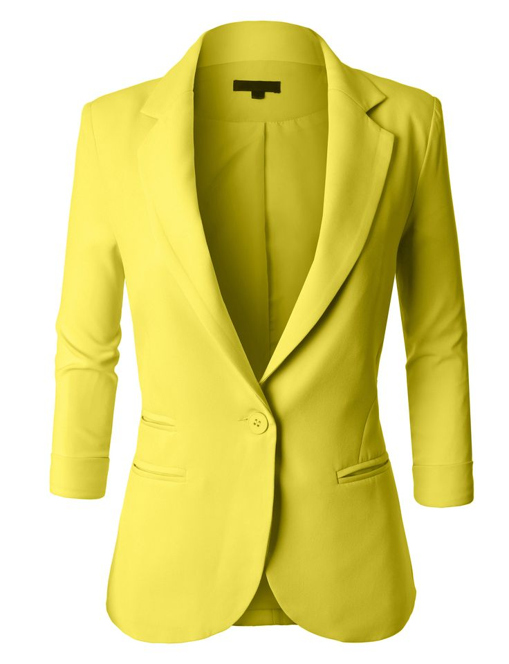 River Island Yellow Blouse