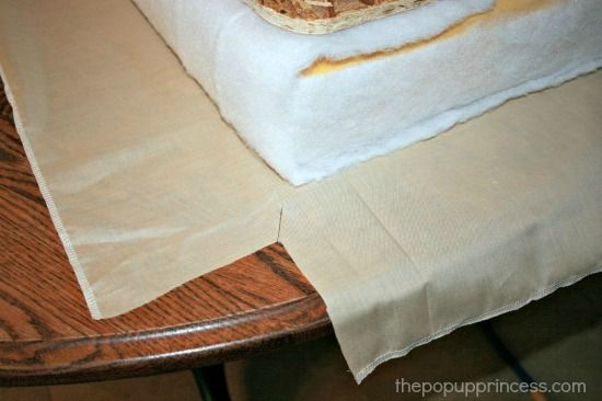 How to Reupholster the Cushions in Your Camper