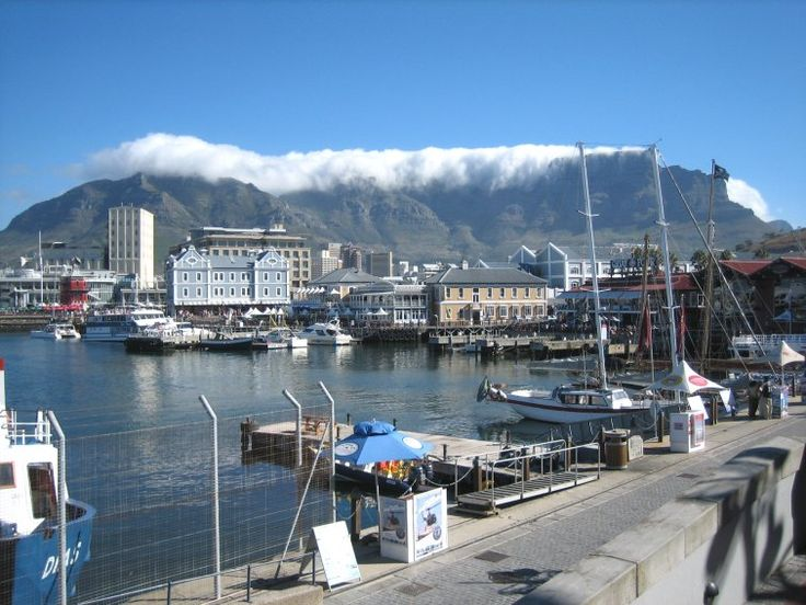 Table Mountain & Waterfront, Cape Town