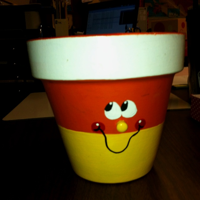 Made From Clay Pots Crafts: 338 Best Clay Pots Images On Pinterest