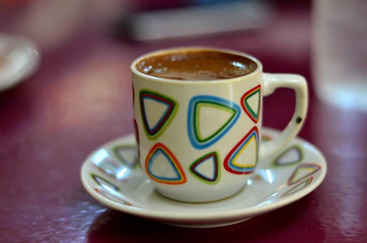 Turkish little cup