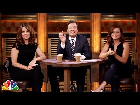 The Tonight Show Starring Jimmy Fallon: World Premiere of Tina Fey and Amy Poehler's Sisters Trailer