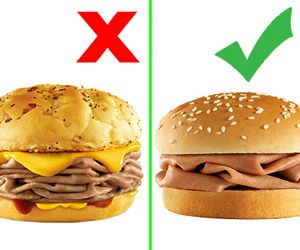 Smart Swaps: What to Eat and What to Avoid at Fast-Food Restaurants.... this is truly horrifying