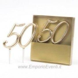 Centro torta 50°