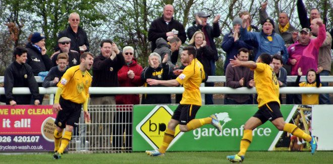 Get behind our mighty Leamington FC