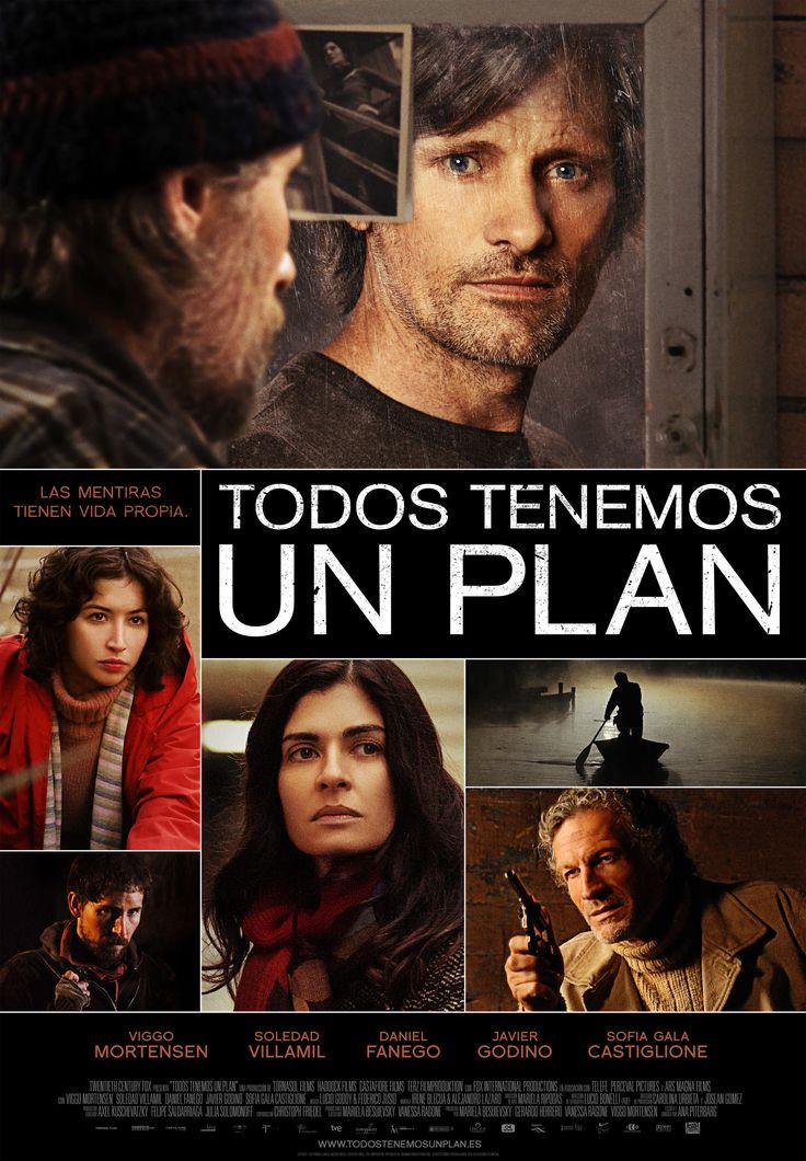 Viggo Mortensen protagoniza 'Todos tenemos un plan', junto a Soledad Villamil y Daniel Fanego. Un hombre que se propone comenzar una nueva vida tomando la identidad de su hermano, esta noche a las 22hs por Moviecity Premieres.