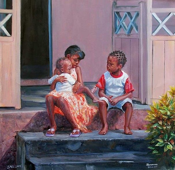 Baby Sitting ~ Jonathan Guy-Gladding