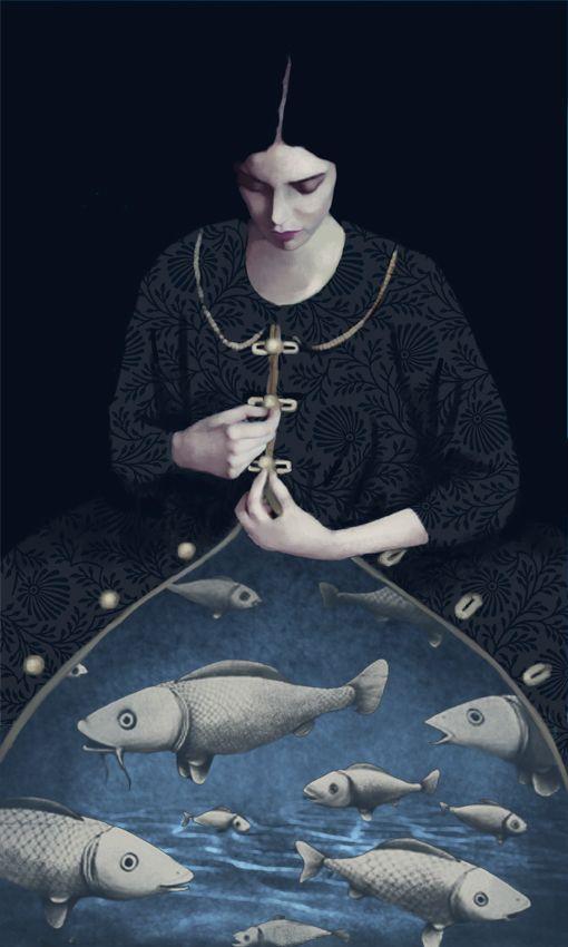 The sea under my clothes di Petrilli Daria | Autori di Immagini