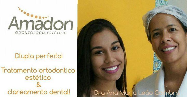 Paciente e Dentista satisfeitas com o resultado após tratamento ortodontico e clareamento dental. Deixou a @_bellabarros ainda mais bonita!        #ortodontia #dentística #iodontologiagoias #odontologiagoiania #goiania #clareamentodental #euescolho #saudebucal #saudeebemestar #sorriasempre #sorria #sorrisoperfeito #ortodontiagoiania by amadonodontologiaestetica http://ift.tt/1salJYr