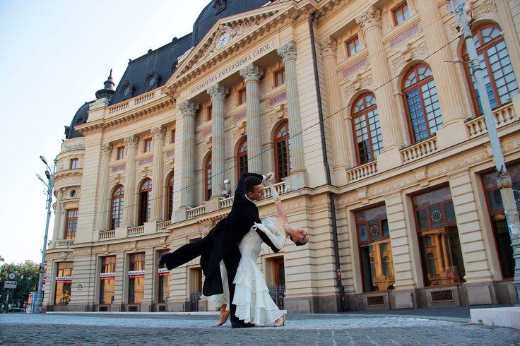 Head over heels about dancing!