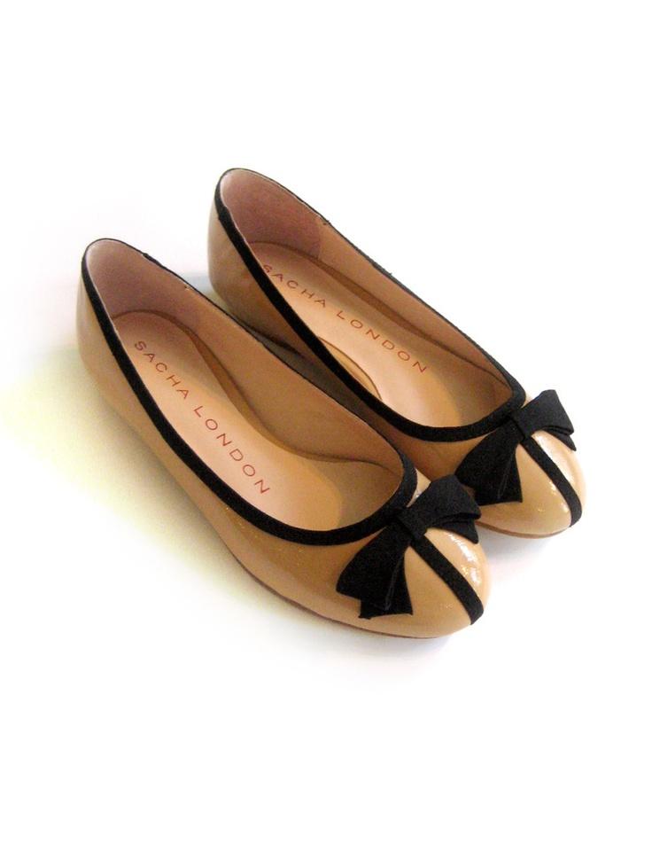 Sacha London Querida Ballet Flat
