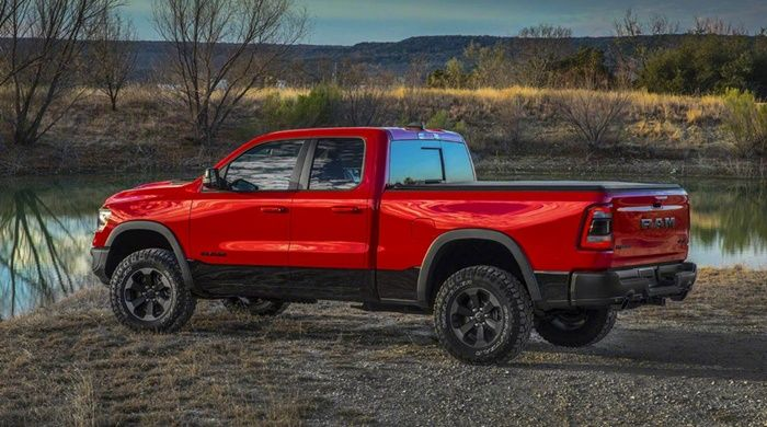 2021 Dodge Dakota Pickup Reviews