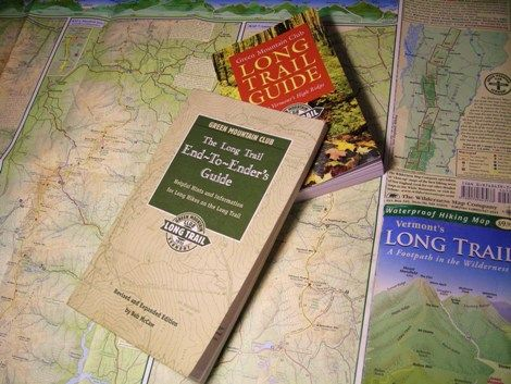 Hiking The Long Trail - Vermont Great information and schedule break down