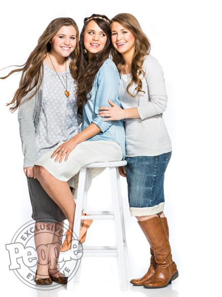 The Duggar Girls Reveal They Want to Marry 'Someone Like' Their Dad http://www.people.com/article/duggar-girls-reveal-they-want-to-marry-someone-like-their-dad