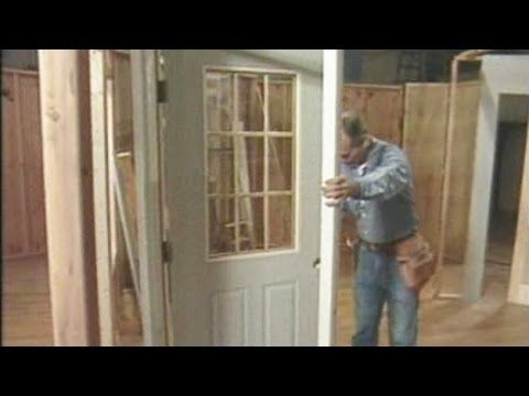 Installing Doors and Windows by Yourself