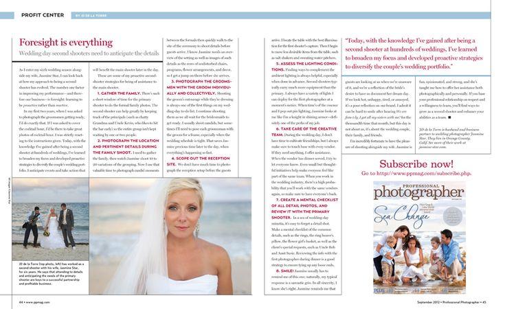 Featured : Professional Photographer Magazine