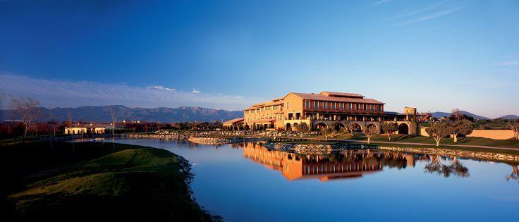 Hotel Peralada Wine Spa & Golf *****, Peralada #CostaBrava #LuxuryHotels