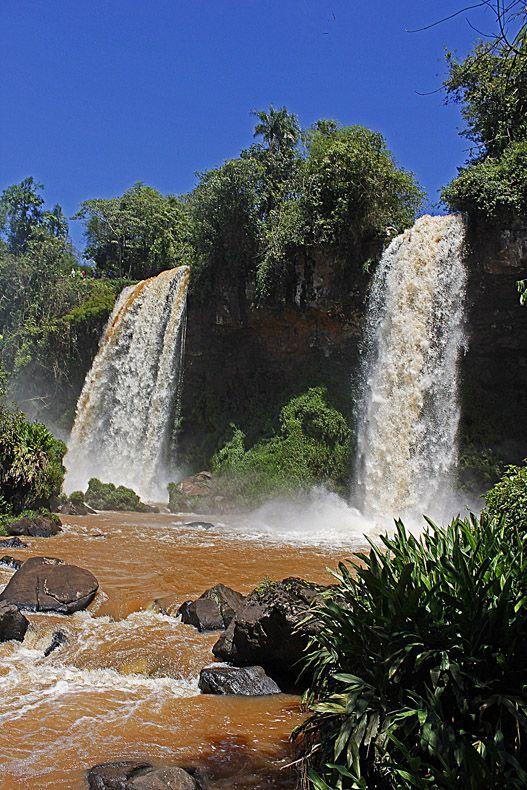 The two sisters - Puerto Iguazu, Misiones