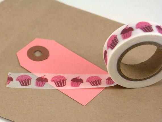 Cupcake tape <3