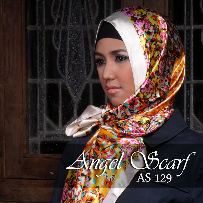 NEW!! ANGEL SCARF Price : IDR @150k 5pcs : IDR @140k 10pcs : IDR @1.500k + 2 FREE 20pcs : IDR @2.850k + 5 FREE Size :90cm x 90cm Mate : Silky Scarf Turkey ORDERING : BBM 2167ADAC & WA 0821.1864.3331 MOROCCO BOUTIQUE *ALL ABOUT SCARVES AND PASHMINAS*