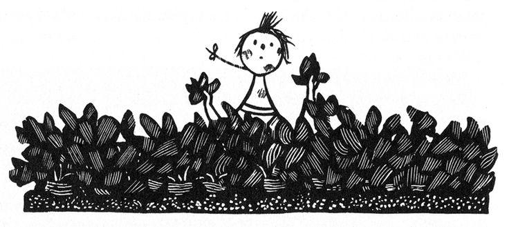 """From """"Die Kinder- und Hausmärchen der Brüder Grimm"""", DDR, 1963, illustrated by Werner Klemke"""