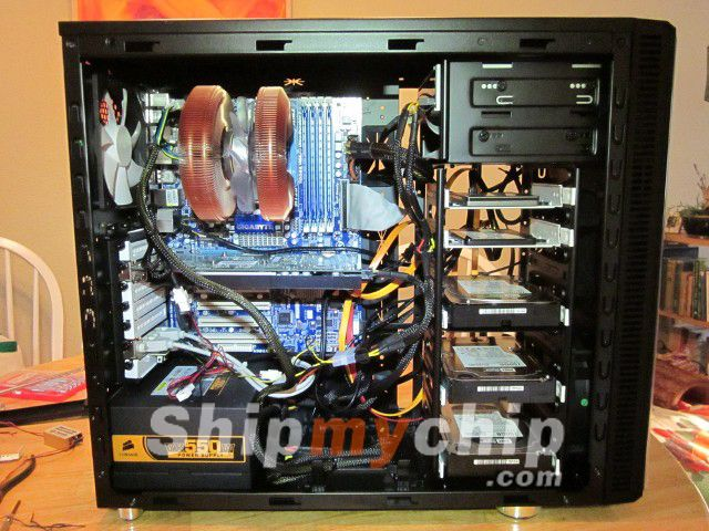 how to build a gaming desktop