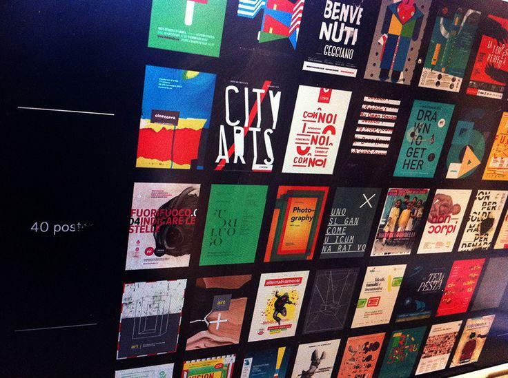 Manes Design. Graphic Design, Art & Love. Cambridge + London,Uk - 40 posters