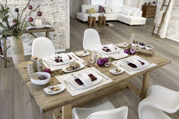 #matildetiramisu  #concorso Una tavola molto chic ed essenziale.