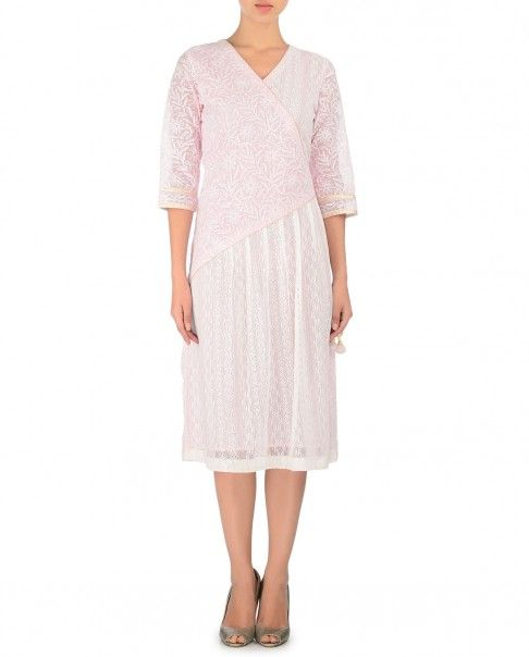 baby pink cotton chikankari combined with net fabric detailing with shimmer and latkan thecitrine@yahoo.com shop online :http://www.exclusively.com/designers/citrine-by-poonam-bajaj