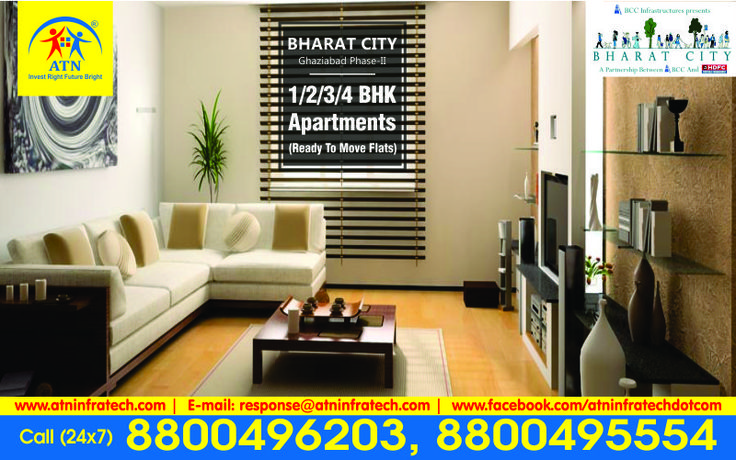 Bharat City phase II Ghaziabad