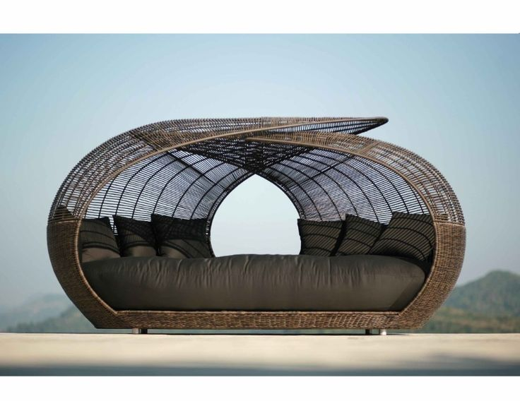 Outdoor Day bed for the Low Low price of $8750.00 - You can hear the sarcasm right?!?