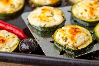 Calabaza al horno gratinada | Recetas de Cocina faciles.