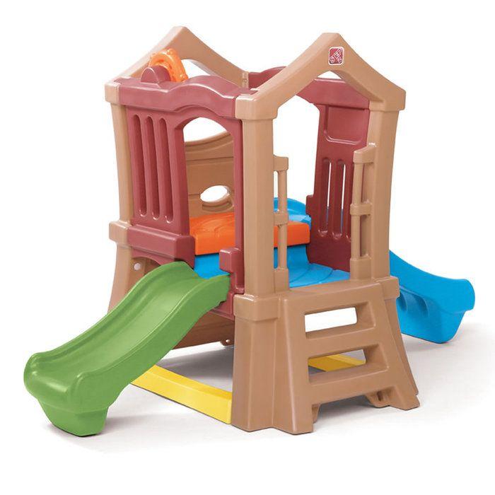 Step 2 Play Up Double Slide Climber.  Available at Kids Mega Mart online Shop Australia