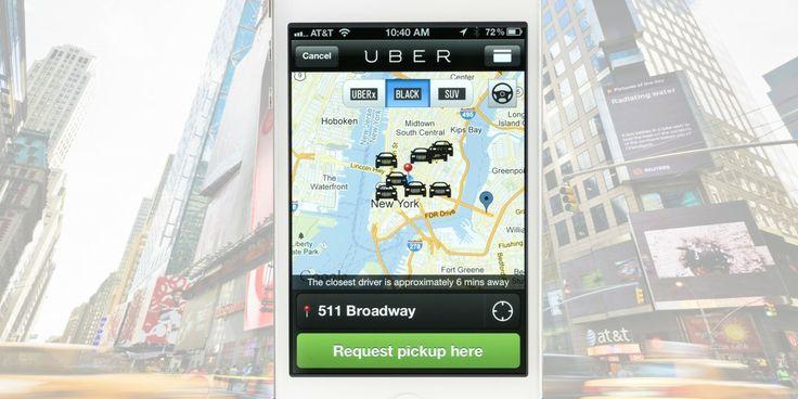 Uber Car Service - #Jetsetter
