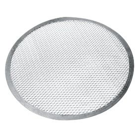 """12"""" Pizza Screen - These are awesome for when you want to use a baking stone but have to cook multiple pizzas. Just use one screen per pizza and swapping them out on the stone is a breeze!"""