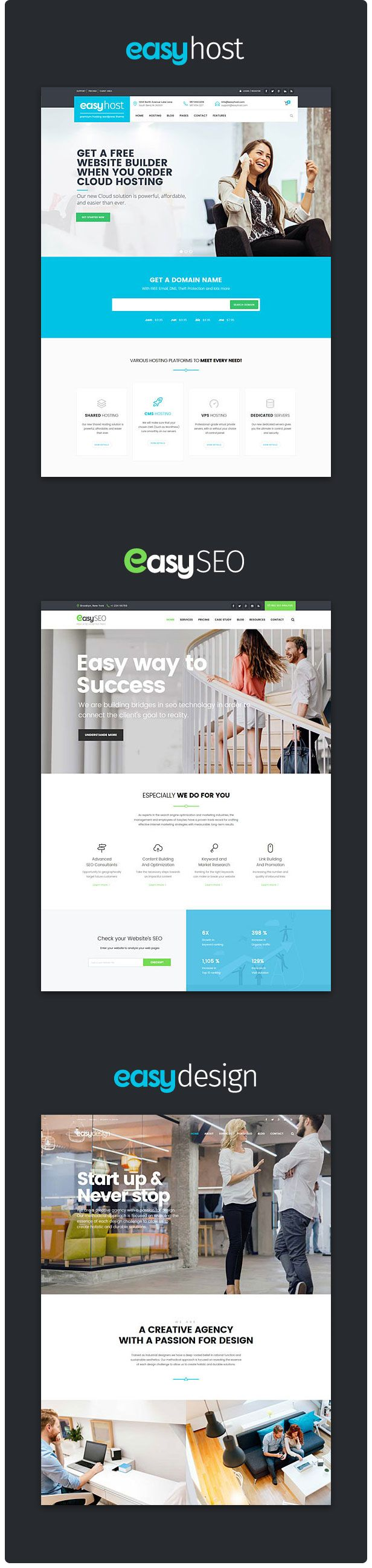 99 best Website Template Concepts images on Pinterest | Website ...