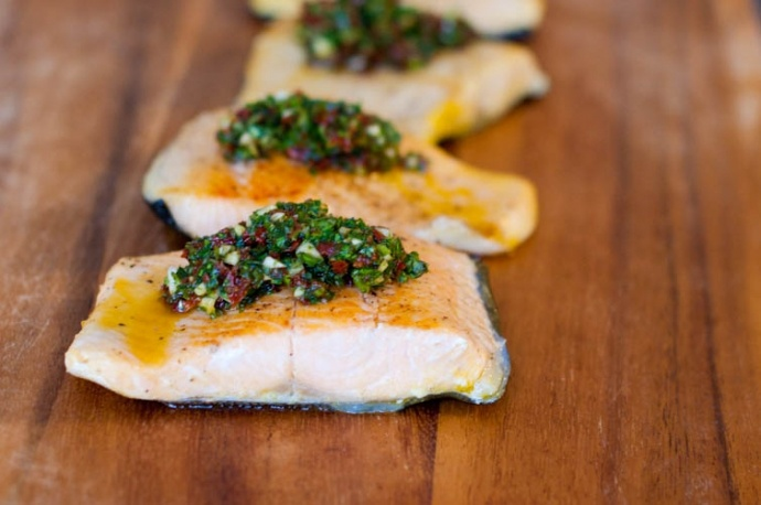 How To Sear Simmer Fish- Cook Smarts