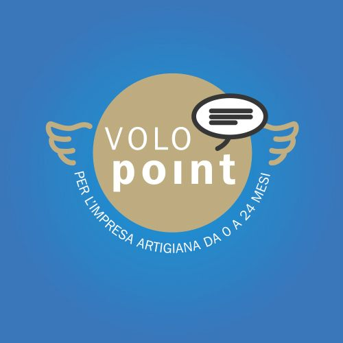 Logo Services Volo Point