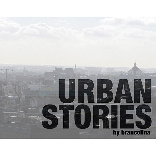 URBAN STORIES photo book