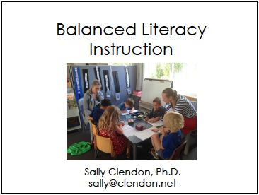 sally clendon dissertation